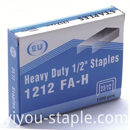 Heavy Duty Staples